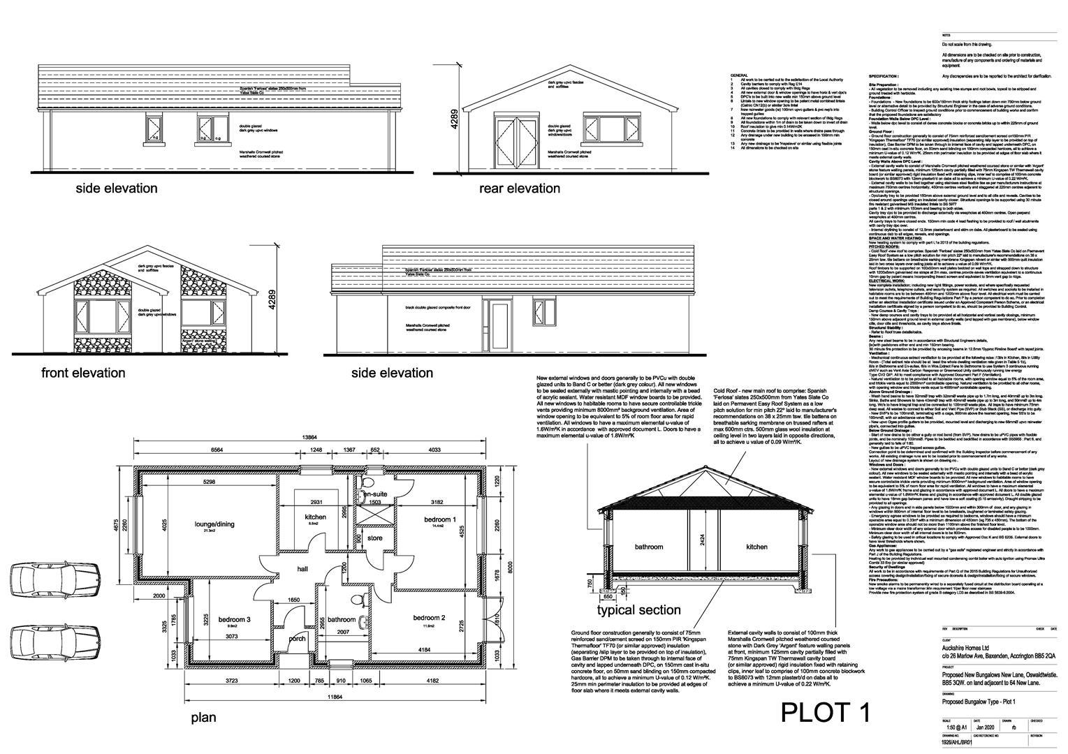 3 Bedroom Detached Bungalow For Sale - 1926-ahl-br01 plot 1-page-001.jpg